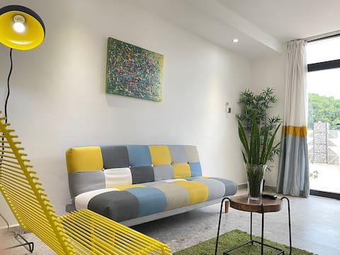 Urban KRAPA [ Luxury 1 bedroom ] Apartment Kumasi