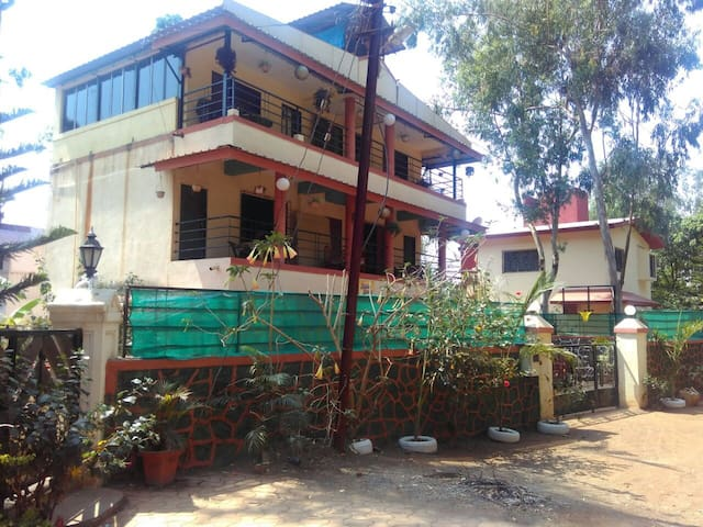 3BHK Fully Furnished Bunglow on Rent - Satara - Bungaló