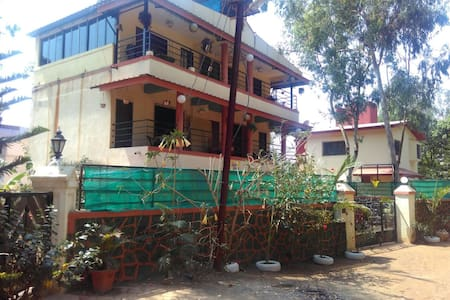 3BHK Fully Furnished Bunglow on Rent - Satara