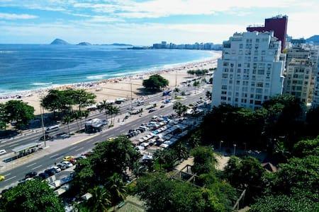 O melhor local de  COPACABANA!!!