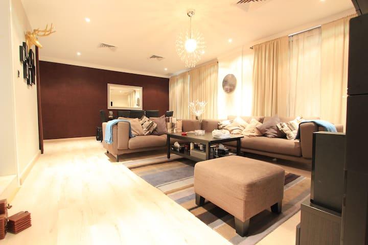 Kuwait luxury apartment