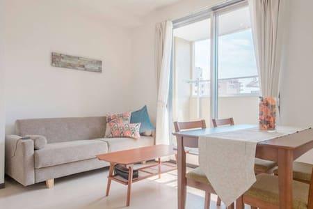 Pristine Condominium with Quick Access To Namba - Apartment