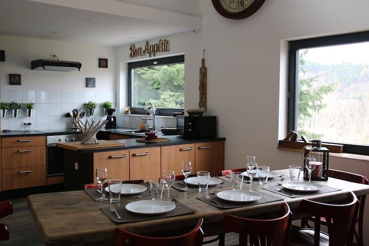 Le châtaignier - Luttenbach-prés-Munster - Casa de vacances
