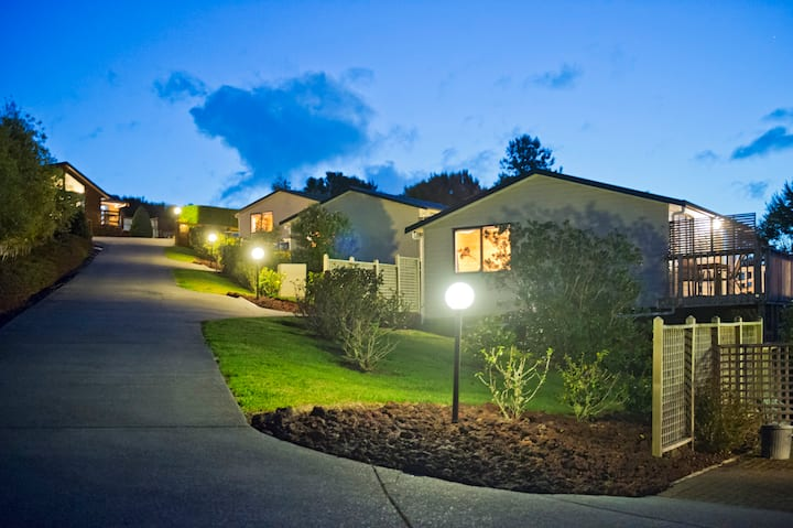 Sunseeker Cottages Motel Paihia Bay of Islands