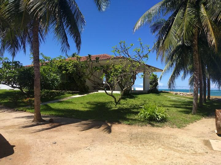 Casa a beira mar em Barra Grande, Maragogi