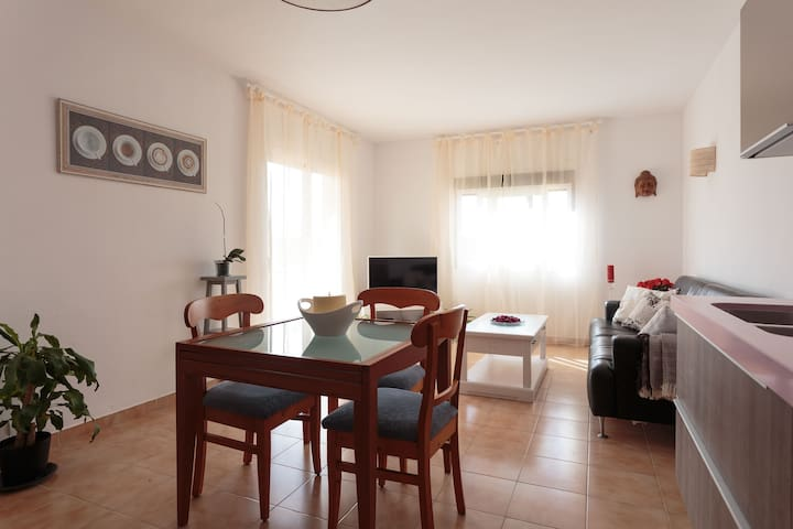 Last minute offer: LOVELY APARTMENT - Santa Eulària des Riu - Pis