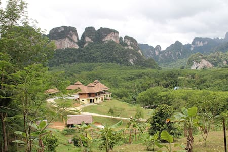 Boon Ya Garden Khao Sok (1 Private Twin room)