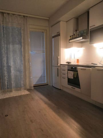 Cute little apartment in Tampere
