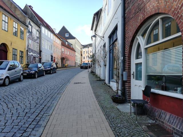 Dejlig lejlighed lige midt i Flensborg - Flensburg - Apartamento