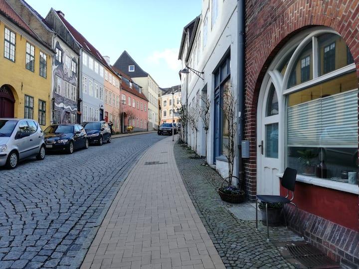 Dejlig lejlighed lige midt i Flensborg