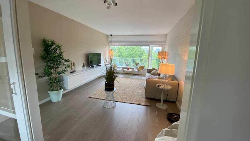 Sparkling clean apartment waiting for you
