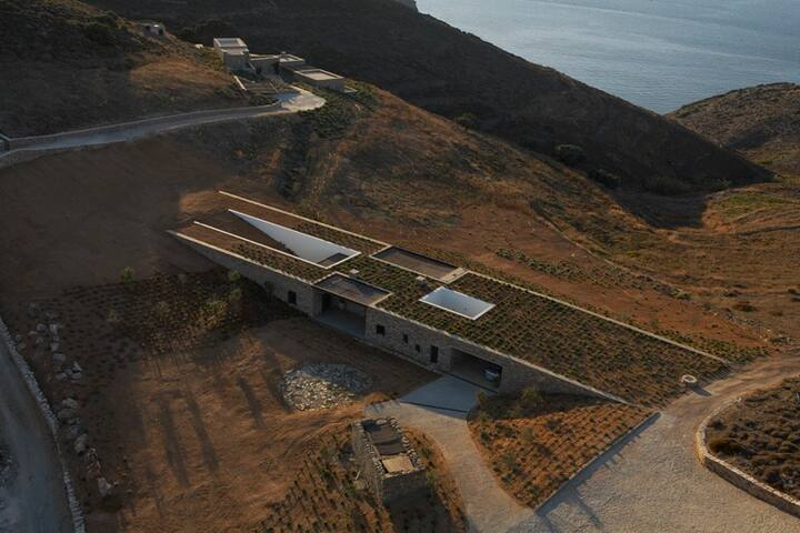 Award-winning architectural gem in Antiparos - Antiparos - Villa