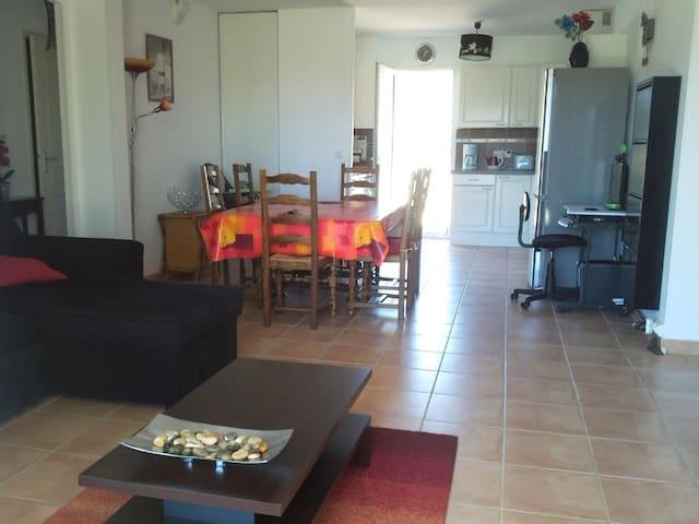 Appartement DESIGN situé au RDC à Narbonne-plage - Narbonne - Apartment