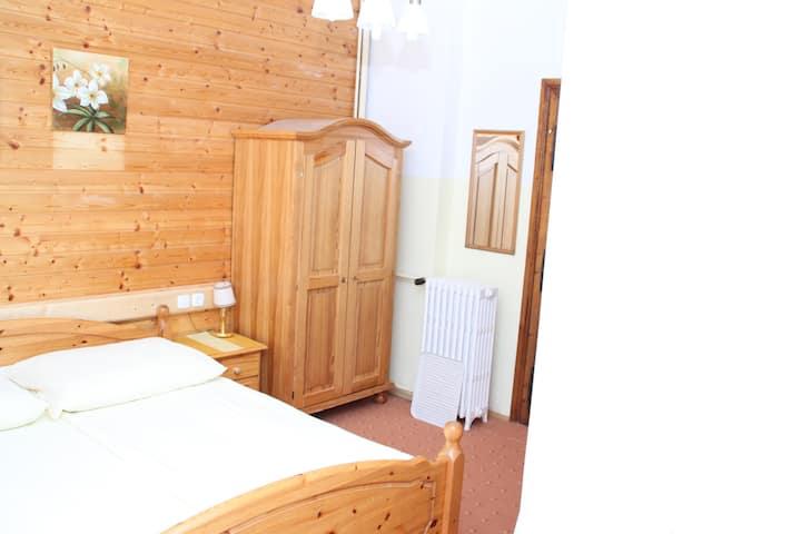 Gasthof Edelweiss (Semmering-Kurort), Zweibettzimmer