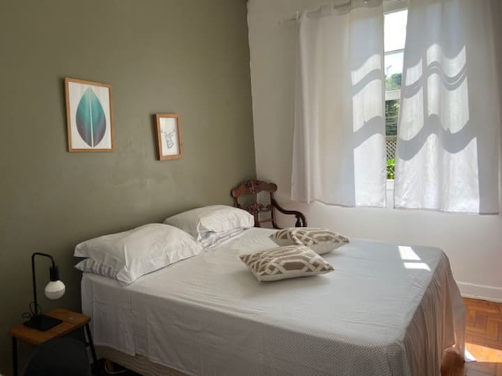 You will feel at home in Vila Madalena