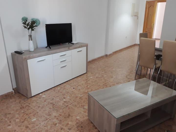 Apartamento en Granada.Vivienda Turística Mercurio