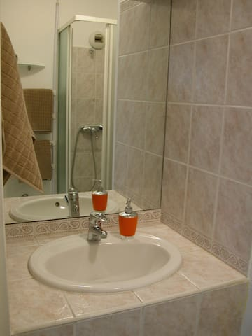 Holiday home one bedroom, pool , beach , terrace