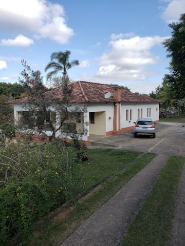 Casa de Campo, para fins de semana e temporadas.