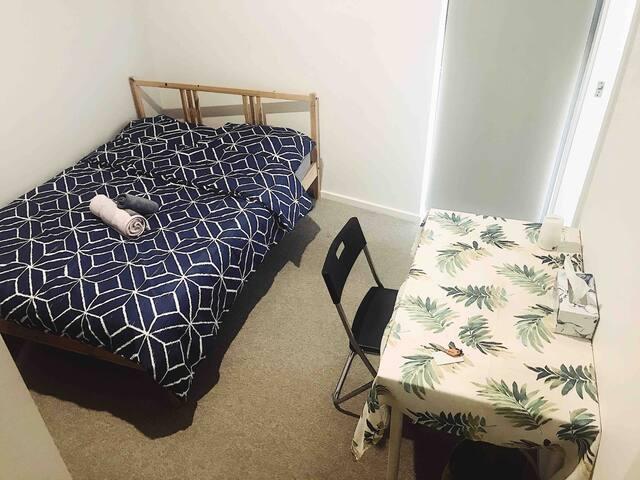 Main bedroom in Central belconnen
