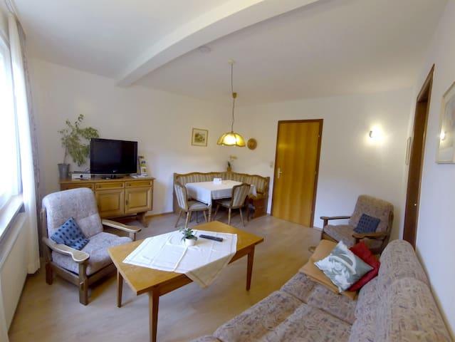 Ferienhaus Bulach Wohnung 2