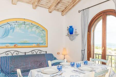 Beautiful Apartment with Sea View Belvedere 22