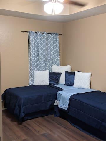 Bedroom # 2 - Two Singles