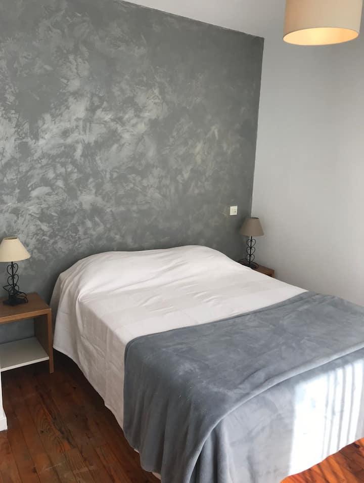 Appartement 2 chambres (avec lits doubles)