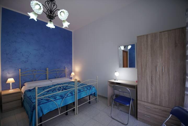 B&B Nodo Francescano Camera Blu