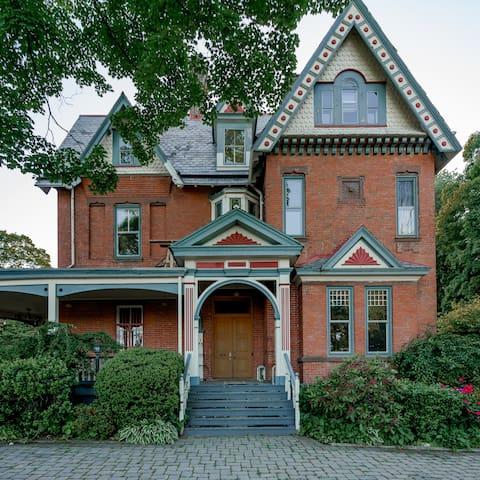"""The Big House"" with Newburgh Hudson River Views"