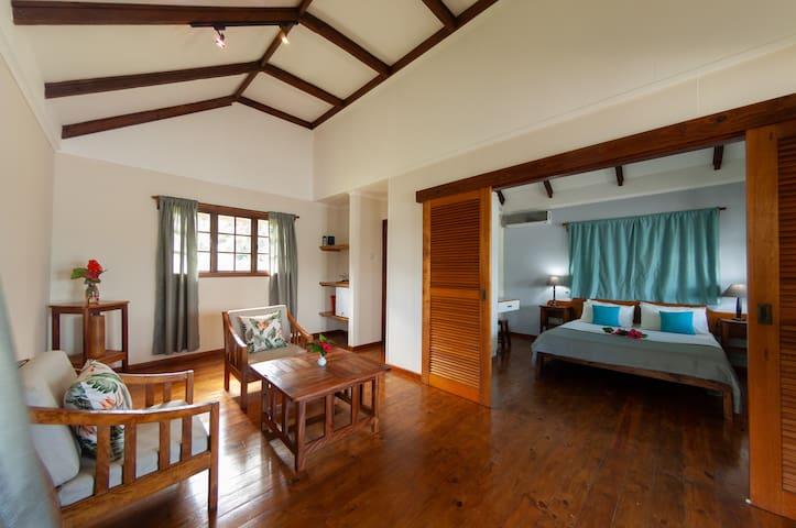 Iles Des Palmes One Bedroom Bungalow