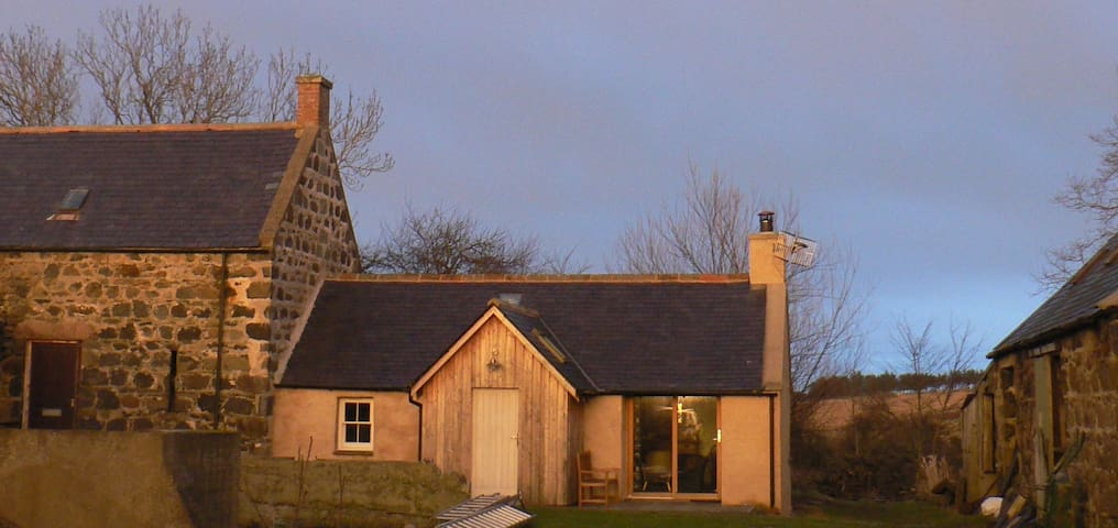 The Bothy, Milton of Tillynaught