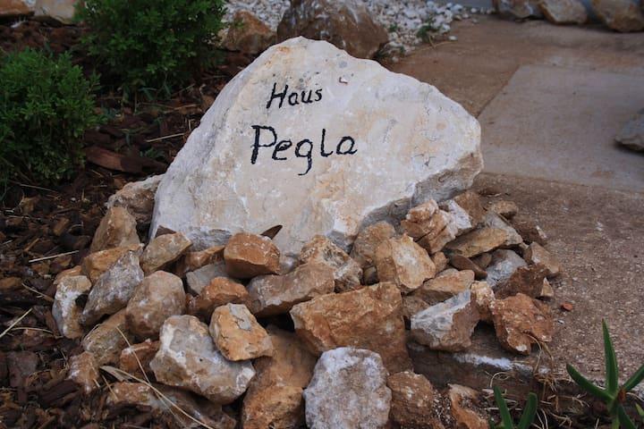 Haus-Pegla***Wohnung ILOVIK - Nerezine - Appartement