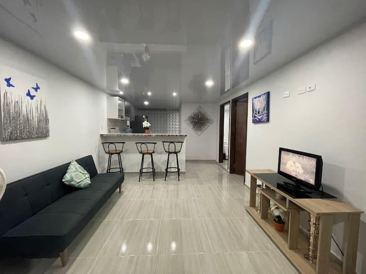 201 Hermoso apartamento San Andrés Isla