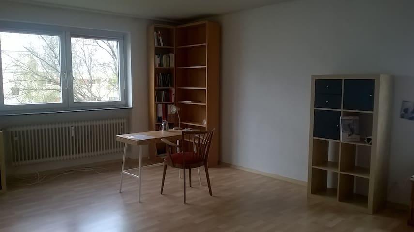Big room in Gießen, very central - Gießen - Apto. en complejo residencial