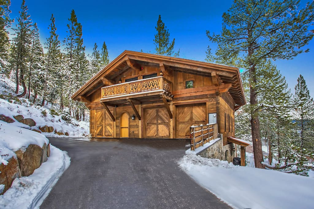 squaw valley chalet