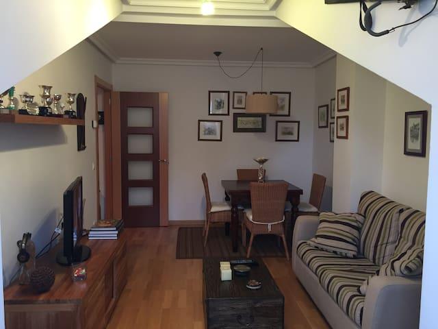 Precioso apartamento en Llanes - Llanes - Byt