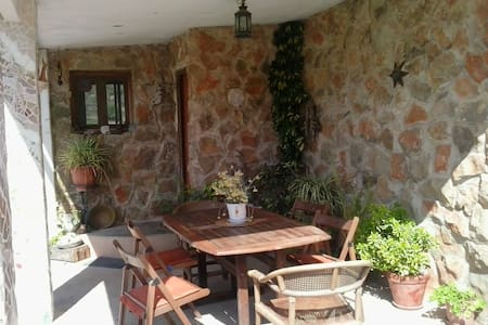 Habitación en casa rural en Castellón - Borriol - Haus