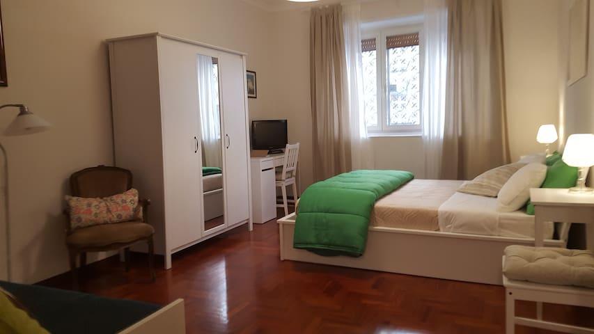 Appartamento Musei Vaticani e metro Cipro
