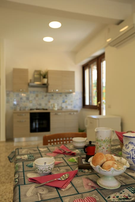 Angolo cottura/kitchenette