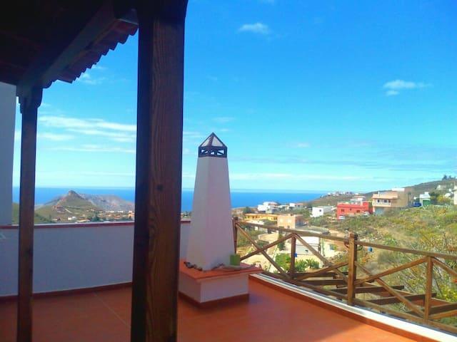 Casa rústica Duermevela 2 rural - Túnez-Arona