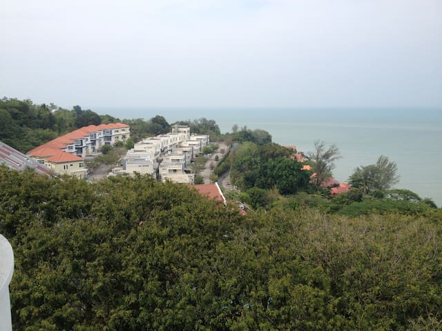sunny sea view family friendly - Tanjung Bungah - Apartamento