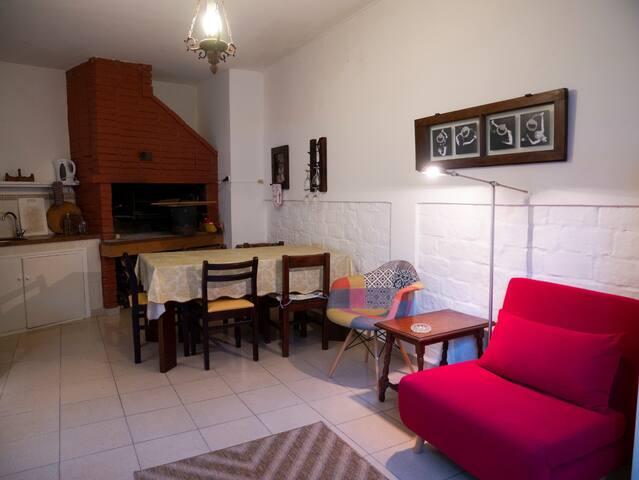 Apartamento y jardín Jacinto Vera