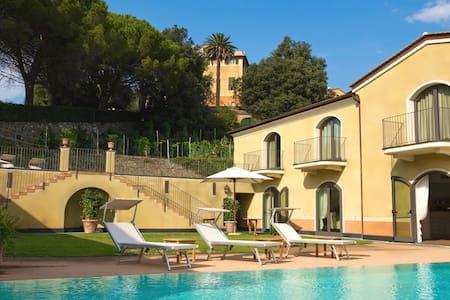 Junior Suite @ Hotel Villa Agnese - Sestri Levante