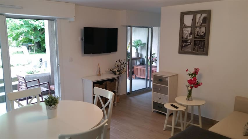 Delightful appartment at 5 minutes from Paris - Alfortville - Apartment