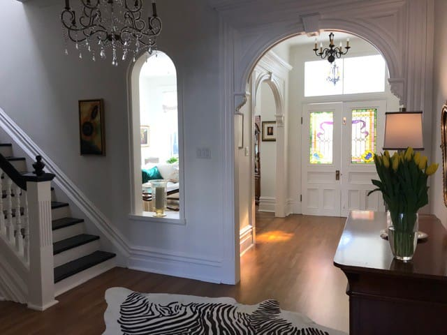 Beautiful Historical Home in Downtown Montreal