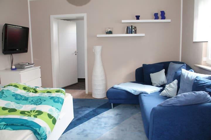 Gemütliches und modernes Gästehaus nahe Berlin