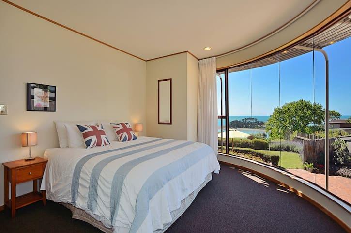 Master Bedroom & Views