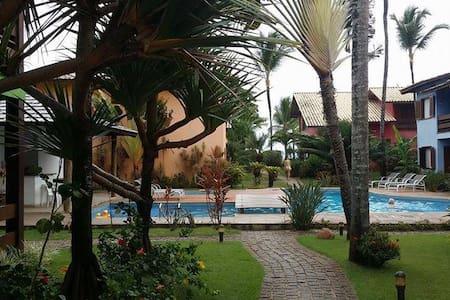 Pé na Areia-casa 17, ARRAIAL D'AJUDA-BAHIA - Porto Seguro - Apartamento
