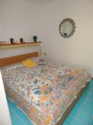 letto matrimoniale - camera da letto