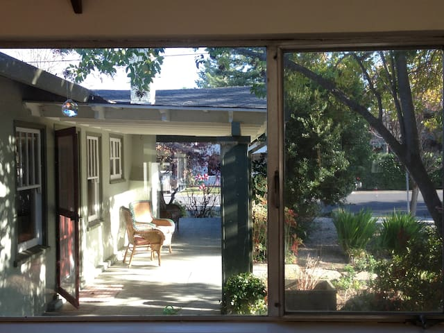California craftsman bnb 1920. - Saint Helena - Bed & Breakfast